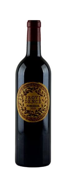2009 La Providence Bordeaux Blend