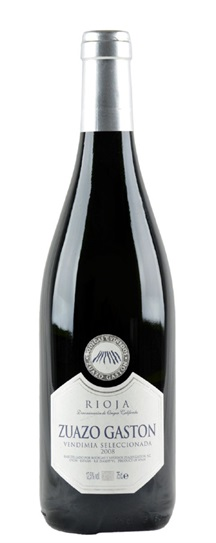 2008 Zuazo Gaston Rioja Vendimia Seleccionada