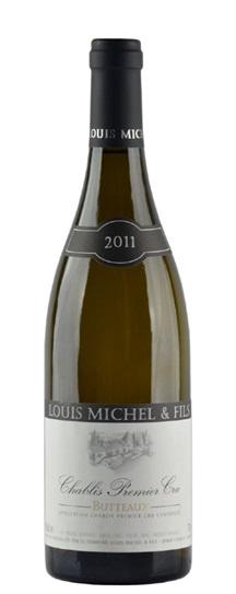 2011 Michel, Domaine Louis Chablis Butteaux Premier Cru