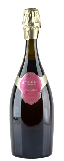 NV Gosset Grand Rose