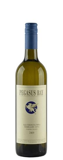 2009 Pegasus Bay Winery Sauvignon Semillon