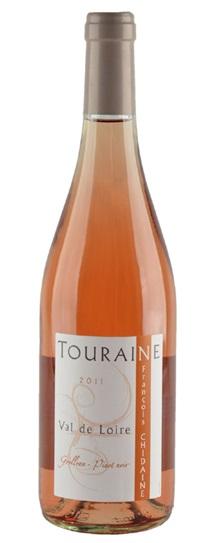 2011 Chidaine, Francois Touraine Rose