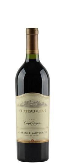 1997 St Jean, Chateau Cinq Cepages