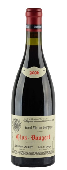 2006 Dominique Laurent Clos de Vougeot