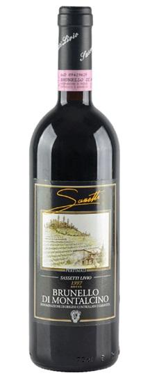 1999 Pertimali (Livio Sassetti) Brunello di Montalcino