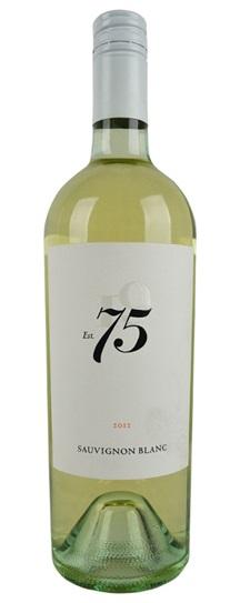 2012 75 Wine Company Sauvignon Blanc