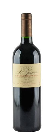 2009 Les Gravieres Bordeaux Blend