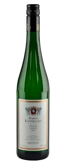 2009 Zu Knyphausen, Weingut Baron Riesling QbA Feinherb