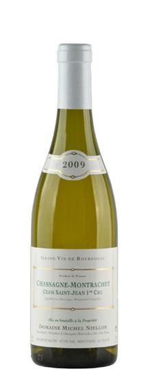 2009 Domaine Michel Niellon Chassagne Montrachet Clos St Jean