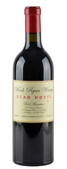 2011 Mark Ryan Dead Horse