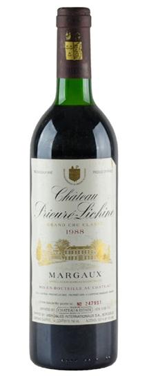 1982 Prieure-Lichine Bordeaux Blend