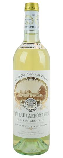 2011 Carbonnieux Blanc