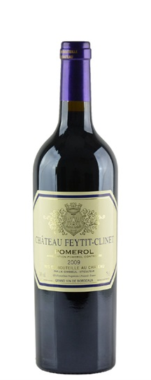 2001 Feytit Clinet Bordeaux Blend