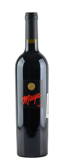 1993 Dalla Valle Maya Proprietary Red Wine