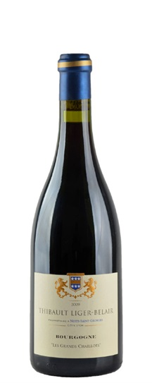 2008 Liger Belair, Thibault Bourgogne Rouge Les Grand Chaillots