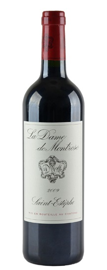 2009 La Dame de Montrose Bordeaux Blend