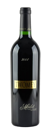 2001 Twomey Merlot