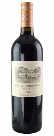2003 Saint Pierre, Chateau Bordeaux Blend