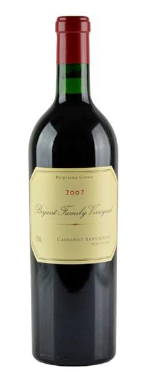 2010 Bryant Family Vineyard Cabernet Sauvignon