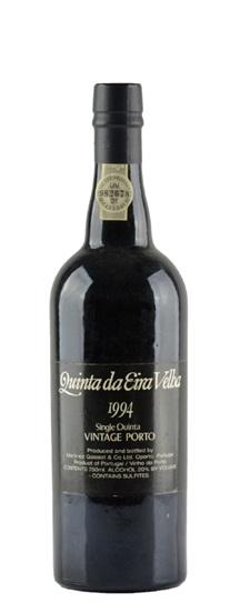 1994 Martinez-Gassiot Quinta Da Eira Velba Vintage Port