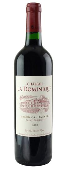 2011 Dominique, La Bordeaux Blend