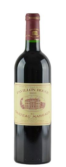 2004 Margaux, Pavillon Rouge du Chateau Bordeaux Blend