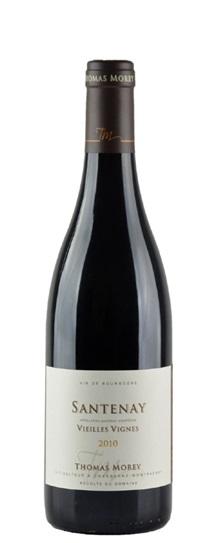 2010 Morey, Thomas Santenay Vieilles Vignes