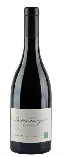 2008 Brittan Pinot Noir Gestalt Block