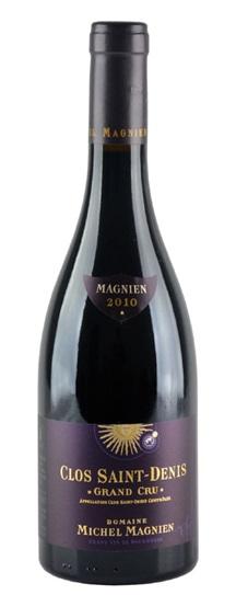2010 Domaine Michel Magnien Clos St Denis