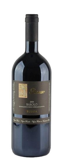 2006 Parusso, Armando Barolo Bussia
