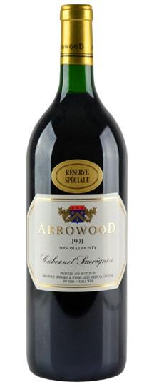 1991 Arrowood Cabernet Sauvignon Reserve Speciale