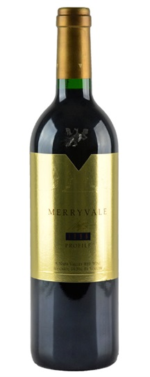 1996 Merryvale Vineyards Profile Proprietary Red Wine