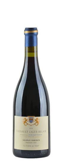 2009 Liger-Belair, Domaine Thibault Aloxe Corton Premier Cru La Toppe au Vert