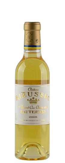 2008 Rieussec Sauternes Blend
