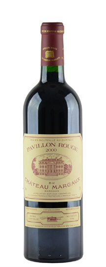 1999 Margaux, Pavillon Rouge du Chateau Bordeaux Blend