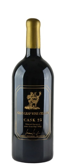 2001 Stag's Leap Wine Cellars Cask 23 Proprietary Red Wine