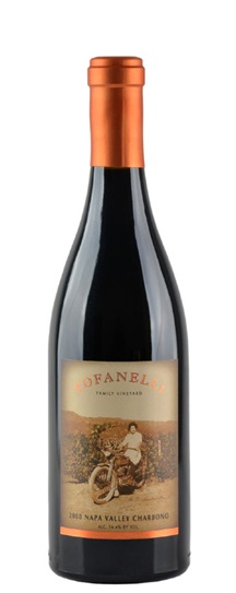 2008 Tofanelli Family Vineyard Charbono