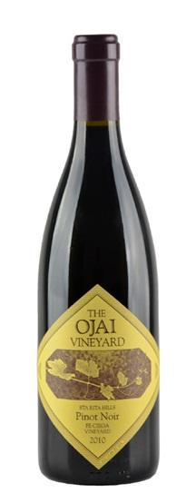 2010 Ojai Pinot Noir Fe Ciega