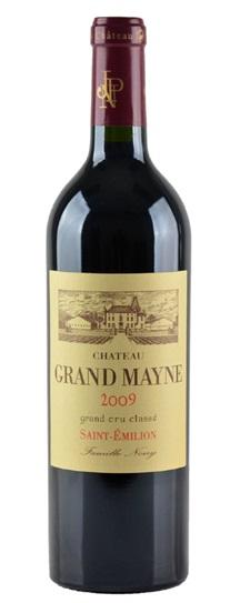 2015 Grand-Mayne Bordeaux Blend
