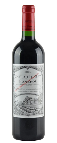 2008 Chateau Le Gay Pomerol