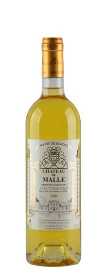 2005 Chateau de Malle Sauternes Blend