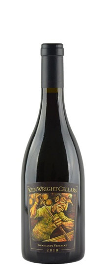 2004 Ken Wright Cellars Pinot Noir Guadalupe Vineyard
