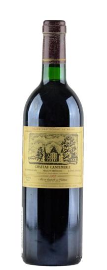 1984 Cantemerle Bordeaux Blend