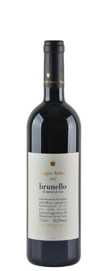 2006 Poggio Antico Brunello di Montalcino