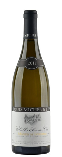 2011 Michel, Domaine Louis Chablis Montee de Tonnerre Premier Cru