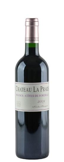 2010 La Prade Bordeaux Blend