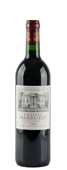 2001 Marbuzet Bordeaux Blend