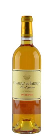 2006 Chateau de Fargues Sauternes Blend