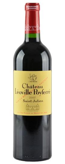 2007 Leoville-Poyferre Bordeaux Blend