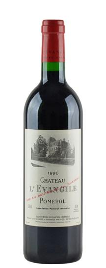 1996 L'Evangile Bordeaux Blend